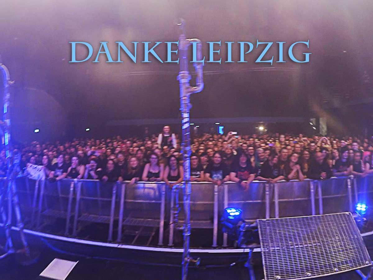 Video Tourtagebuch Leipzig Haus Auensee 08 03 2014