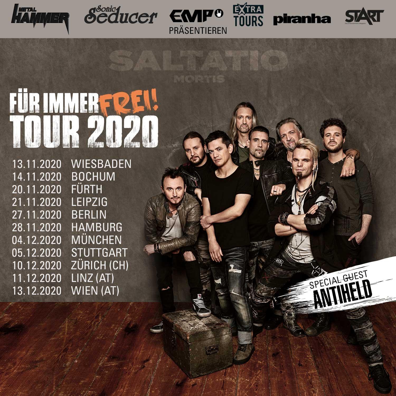 Für immer Frei - Tour 2020
